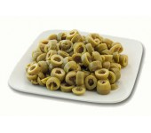 Green olives sliced 2kg