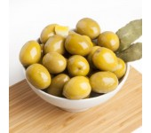 Green olives unpitted 2kg