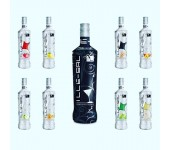 Vodka Illegal 70cl All Flavours