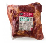 Smoked dried beef bacon