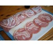 Pancetta round