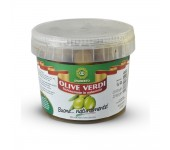 Green olives orta in brine 4kg