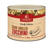 Grilled zucchini 1.9kg