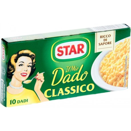 Star classico beef cubes 200g