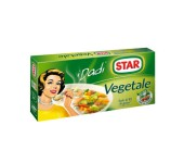 Vegetable cubes 110