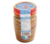 Anchovies in oil 80g