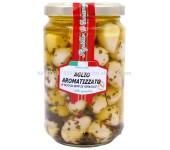 Garlic with tumeric 190g
