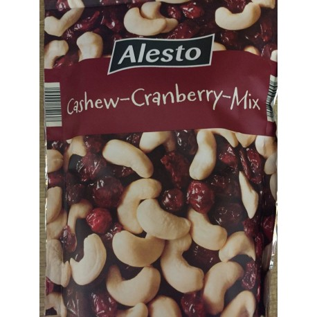 Mix nuts cashewnuts and cranberry 200g