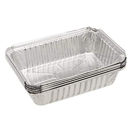 Alluminium trays 5pz