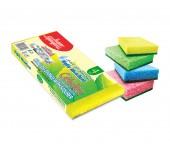 Sponge wipe cellulose