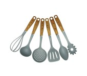 Nylon kitchen tools assorted