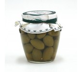 Green olives 580g amaglio