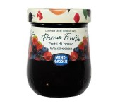 Forest berries jam 340g