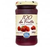 Raspberry jam 100% 240g