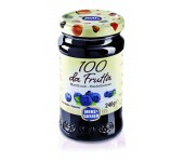 Blueberry jam 100% fruit 240g