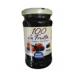 Forest berry jam 100% 240g