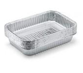 Alluminium tray 100pz