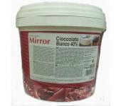 Smart glaze choco bianco 3kg